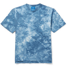 Beams - Tie-Dyed Cotton-Jersey T-Shirt