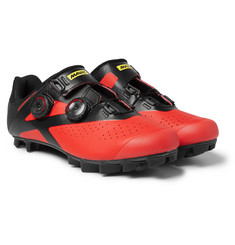 Mavic Crossmax Pro Carbon-Sole Mountain-Biking Shoes