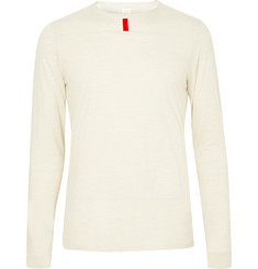 Tracksmith Harrier Merino Wool-Blend T-Shirt