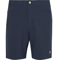 Tracksmith Longfellow Water-Repellent Stretch-Jersey Shorts