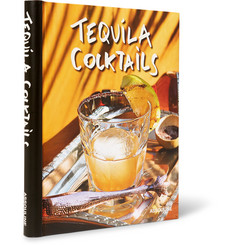 Assouline Tequila Cocktails Hardcover Book