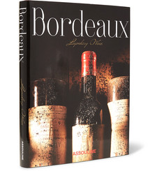 Assouline - Bordeaux Legendary Wines Hardcover Book