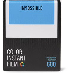 impossible Project Polaroid 600 Color Instant Film