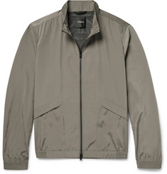 Theory - Drafted Shell Blouson Jacket