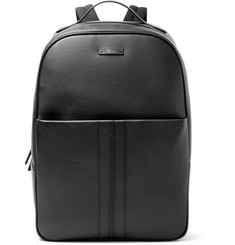 Hugo Boss Milano Leather Backpack