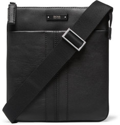 Hugo Boss - Leather Messenger Bag