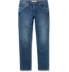 Burberry Slim-Fit Stretch-Denim Jeans