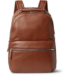 Shinola - The Runwell Full-Grain Leather Backpack