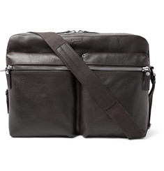Shinola - Leather Messenger Bag