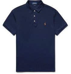 Polo Ralph Lauren - Slim-Fit Cotton-Jersey Polo Shirt