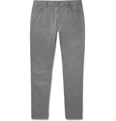 Hackett Trinity Stretch-Cotton Twill Trousers