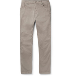 Hackett - Trinity Slim-Fit Stretch-Cotton Twill Trousers