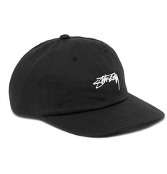 Stüssy - Embroidered Cotton-Twill Baseball Cap