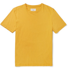Folk Brushed Cotton-Jersey T-Shirt