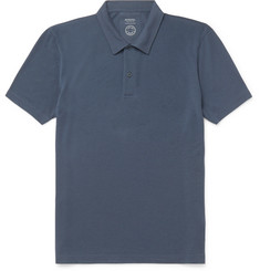 Sunspel - + Iffley Road Slim-Fit Stanton Tech-Piqué Polo Shirt