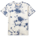 Mollusk - Best Tee Ever Tie-Dyed Cotton-Jersey T-Shirt