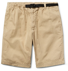 Mollusk Slim-Fit Cotton-Canvas Shorts