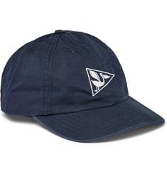 Mollusk - Embroidered Cotton-Twill Baseball Cap