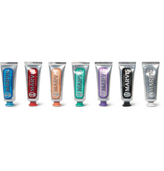 Marvis Flavour Collection Toothpaste Gift Set, 7 x 25ml