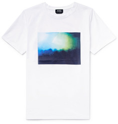 A.P.C. Gig Printed Cotton-Jersey T-Shirt