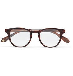 Garrett Leight California Optical McKinley D-Frame Acetate Optical Glasses