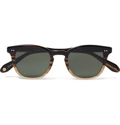 Garrett Leight California Optical McKinley D-Frame Acetate Sunglasses