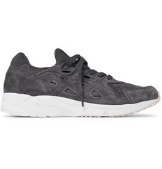 ASICS GEL-DS OG Suede and Ripstop Sneakers