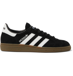 adidas Originals Spezial Leather-Trimmed Suede Sneakers