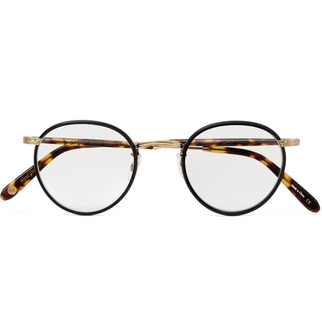 Persol - Round-Frame Tortoiseshell Acetate and Gold-Tone Optical Glasses |  Fashion Selections | Pinterest | Optical glasses, Persol and Rounding