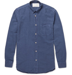 Our Legacy Generation Linen and Cotton-Blend Shirt