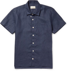 Oliver Spencer Hawaiian Linen Shirt