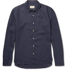 Oliver Spencer New York Linen Shirt