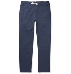 Oliver Spencer Loungewear Brushed-Cotton Pyjama Trousers