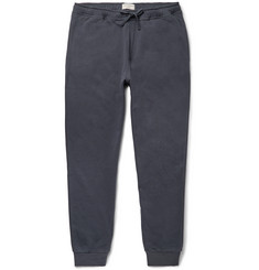 Oliver Spencer Loungewear Fleece-Back Cotton-Jersey Sweatpants