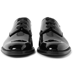 Givenchy - Patent-Leather Derby Shoes