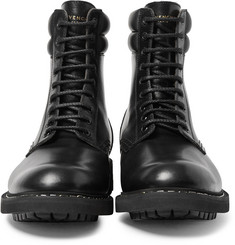 Givenchy - Tank Leather Boots