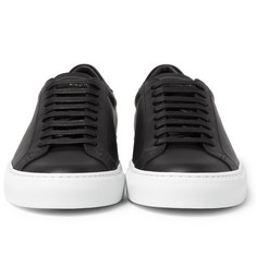 Givenchy - Urban Street Leather Sneakers