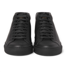 Givenchy - Urban Street Leather High-Top Sneakers