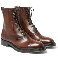 Berluti - Venezia Leather Boots