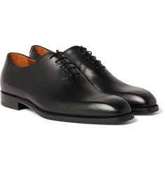 Berluti - Alessandro Capri Whole-Cut Leather Oxford Shoes