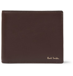 Paul Smith Concertina Leather Billfold Wallet