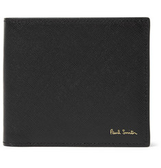 Paul Smith Saffiano Leather Billfold Wallet