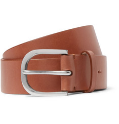 Paul Smith - 4cm Tan Leather Belt