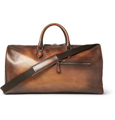 Berluti Jour-Off GM Polished-Leather Holdall