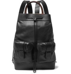 Berluti Horizon Leather Backpack