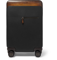 Berluti Formula 1004 Full-Grain Leather Suitcase