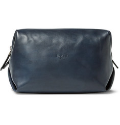 Berluti - Gloria Leather Wash Bag