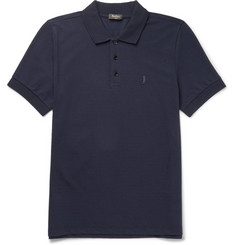 Berluti Cotton-Piqué Polo Shirt