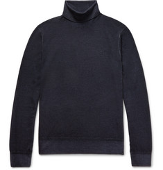 Berluti - Merino Wool Rollneck Sweater