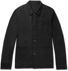 Berluti Brushed-Wool Chore Jacket